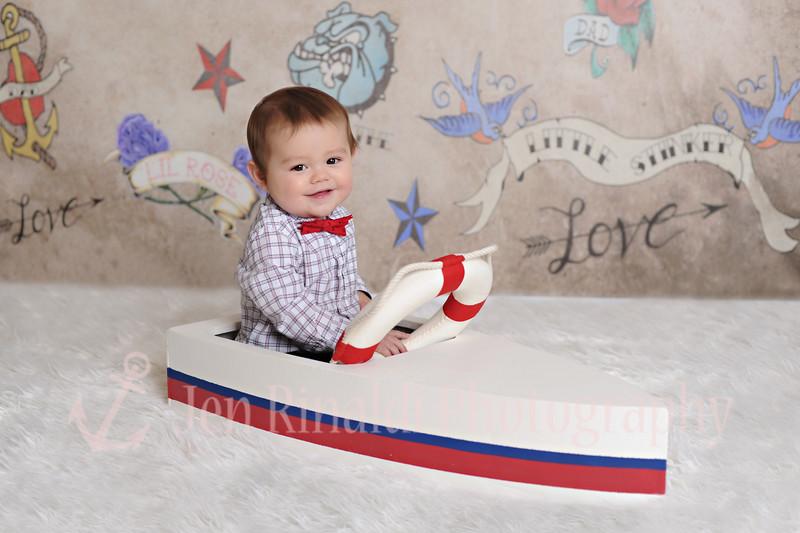 Adrian [8 Months] 3/11/14