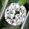 3.07ct Antique Cushion Cut Diamond GIA M VS2 1