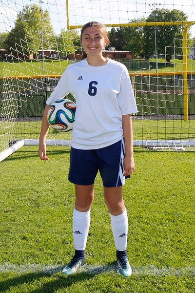 2018 Regina Girls Soccer Individual Photos
