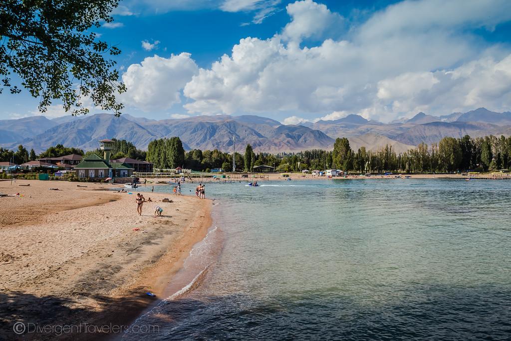 Kyrgyzstan Photos: Issyk Kul Lake Cholpon Ata