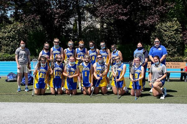 Girls Junior Varsity B Lacrosse - 2021
