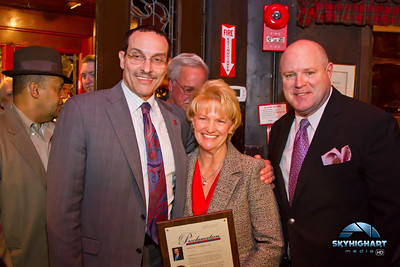 MARTINS TAVERN 80TH ANNIVERSARY WITH MAYOR VINCENT GRAY WASHINGTON DC