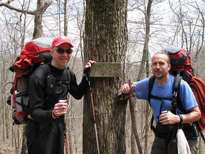 2007 Appalachian Trail - North Carolina
