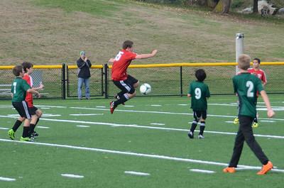 Nathan's Soccer 2014