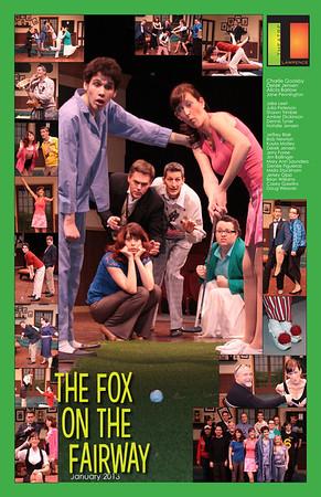 Fox on the Fairway- 2012-13