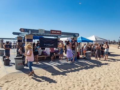 2016 Summer Beach BBQ
