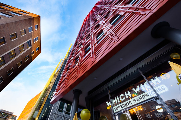 Which Wich London Grand Opening