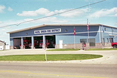 GRANT COUNTY FIRE DEPARTMENTS