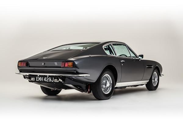 Mark's Aston Martin DBS