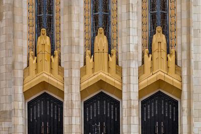 Tulsa's deco churches
