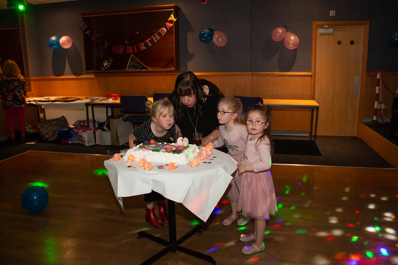 Normas 60th Birthday Party