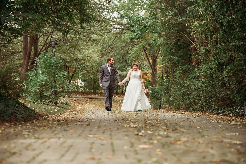 Amanda and Elliot wedding