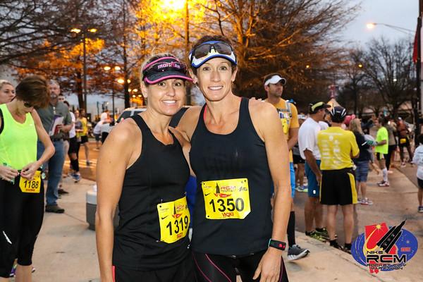 2015 Rocket City Marathon Start