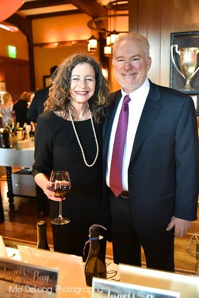 Vicki Masseria and Joe O'Hehir