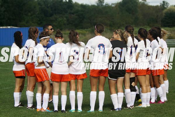 Seward vs Wallkill Girls Soccer