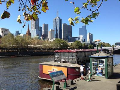 Sydney & Melbourne 2014