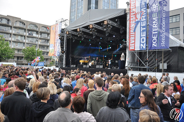 Bevrijdingsdagconcert Zoetermeer 2014