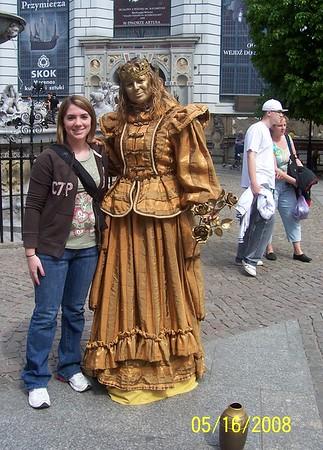 Purdue's Poland Study Abroad Trip 2008