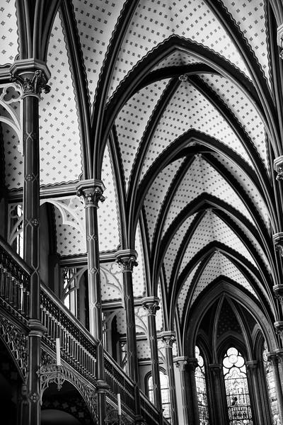 Paris Church Interior