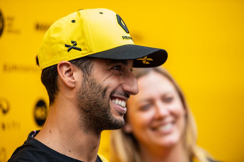 #3 Daniel Ricciardo, Renault F1 Team, Italy, 2019