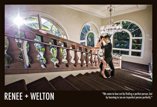 Renee + Welton Engagement