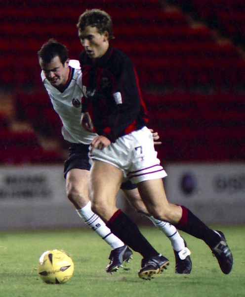 Clyde v Airdrie 23 9 03