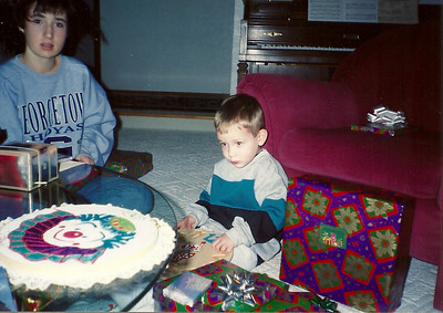 Scanned, old photos