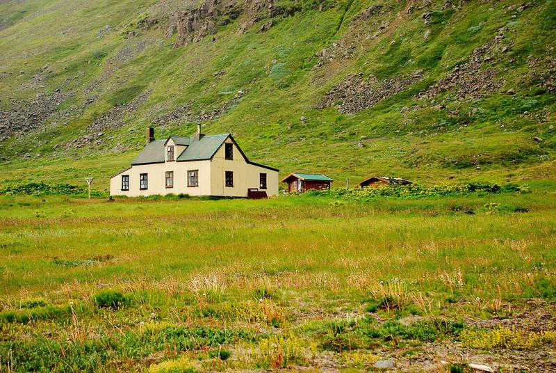 Aðalvík - Látrar. Ólafshús - Hamar. 2013.