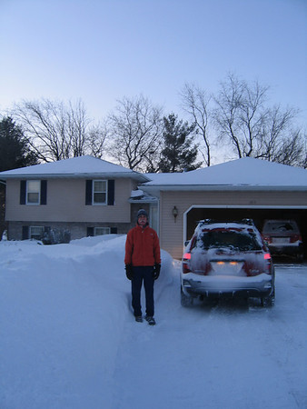 Winter in WI