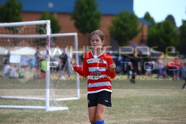 Doncaster Belles Under 9's