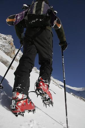 112807 Duncan Peak Ski