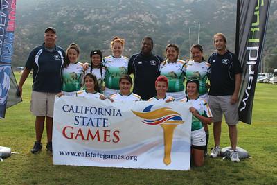CA State 2014 Champions!