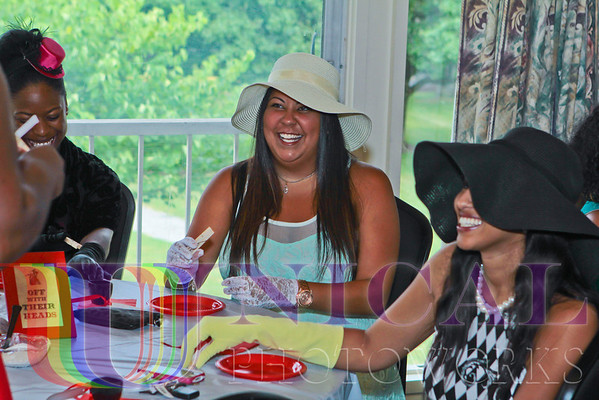 Muriel Langley Bridal Tea and Bridal Shower Party, Saturday, August 3, 2013 at 3:30PM Silver Spring, MD