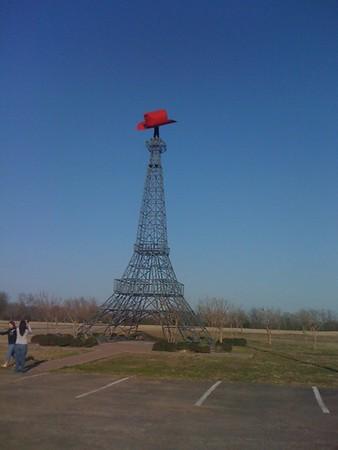 Paris TX Eiffel Tower 3-10