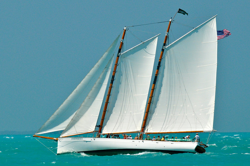 The Schooner Adirondack II