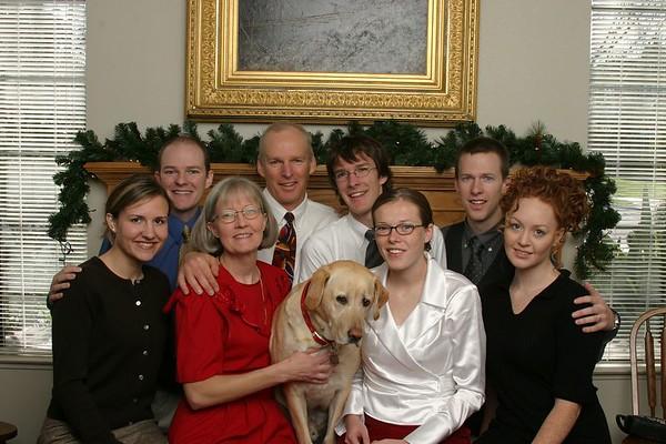 Christmas family pics