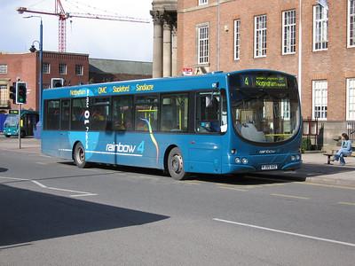 Trent / TM Travel / Kinchbus / Notts & Derby
