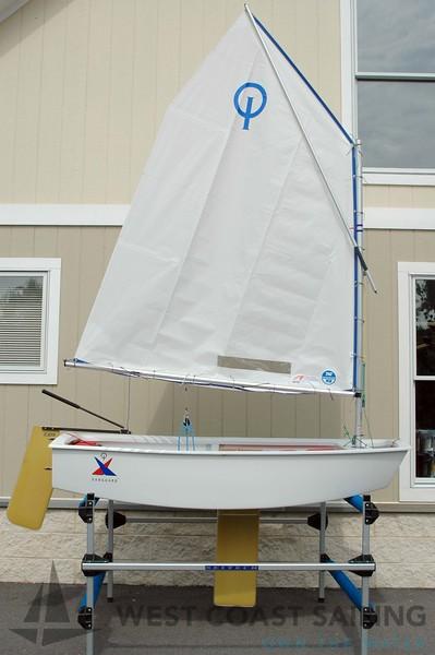 Vanguard Club Opti Sailboat Photo Gallery