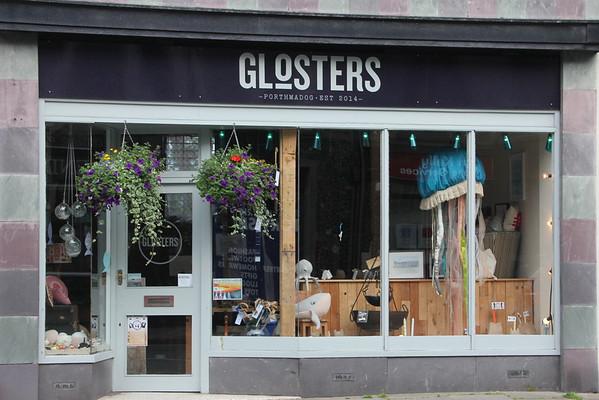 Glosters, Porthmadog - 3 July 2015
