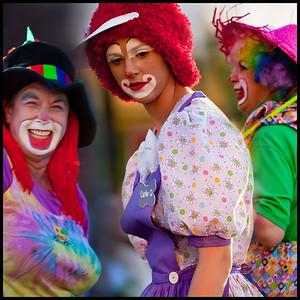 Clown Collage