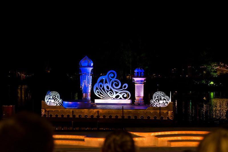 Jungle Book: Alive with Magic Stage - Disney's Animal Kingdom, Walt Disney World