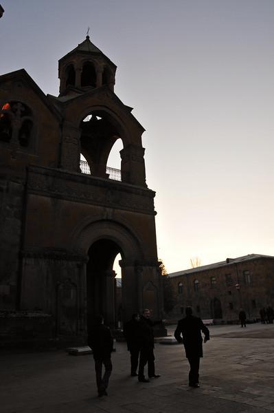 081214 0125 Armenia - Yerevan - Assessment Trip 03 - Church from 300 AD ~R.JPG