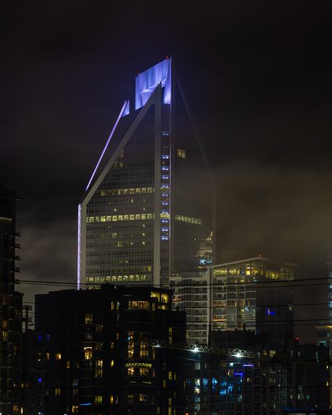 DEC on a Cloudy Night