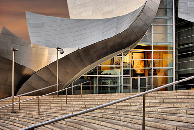 Walt Disney Music Hall