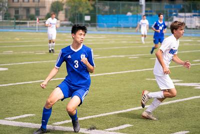 Boys Soccer vs Revere
