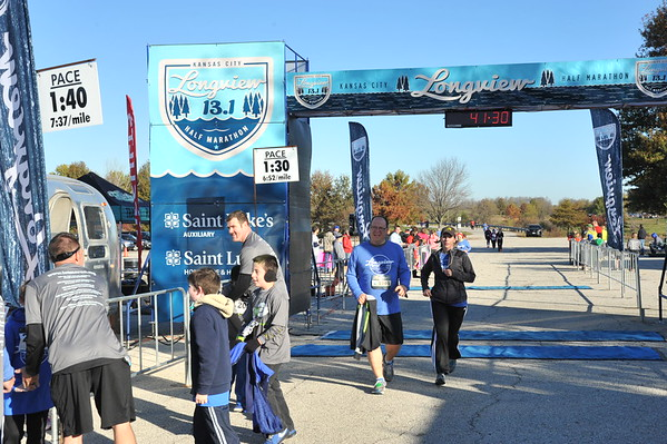 Finish Line 9 am- 9:59