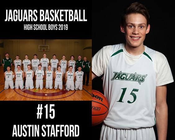 2019 Jaguars Basketball