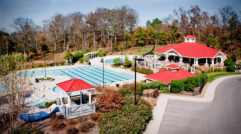 Pool at Providence in Mount Julied, TN