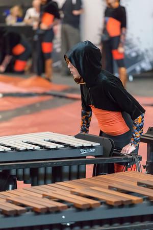 Vigilantes Indoor Percussion