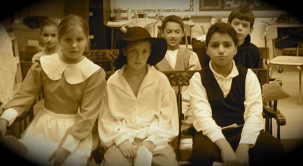 4N Salem Witch Trials
